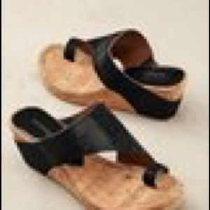 Donald Pliner Geyer Wedges. New without box
